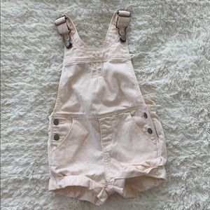 Baby Gap overalls shorts